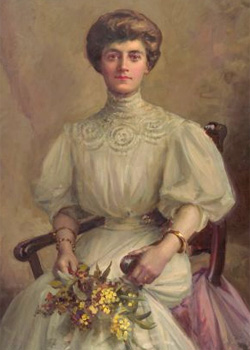 Ellis Rowan by J.Longstaff 1926, NLA