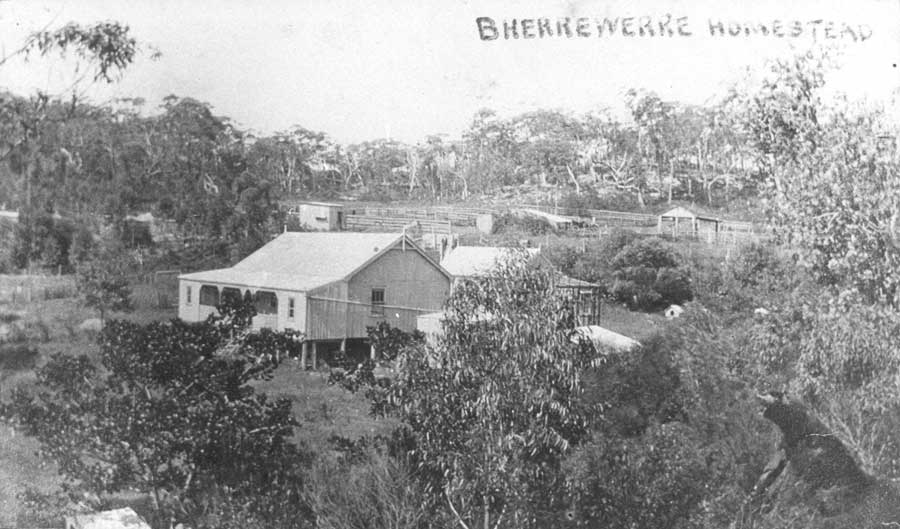 photo: Bherrewerre Homestead